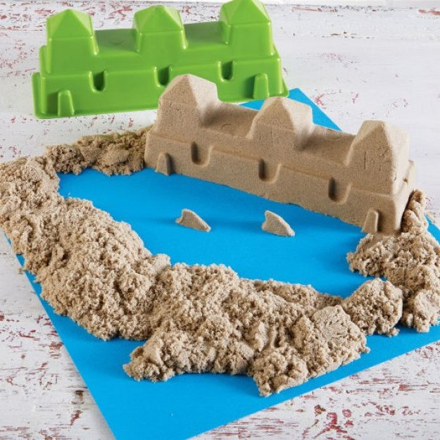 кинетический песок 4