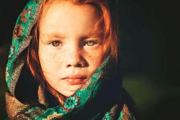 фотограф и дети