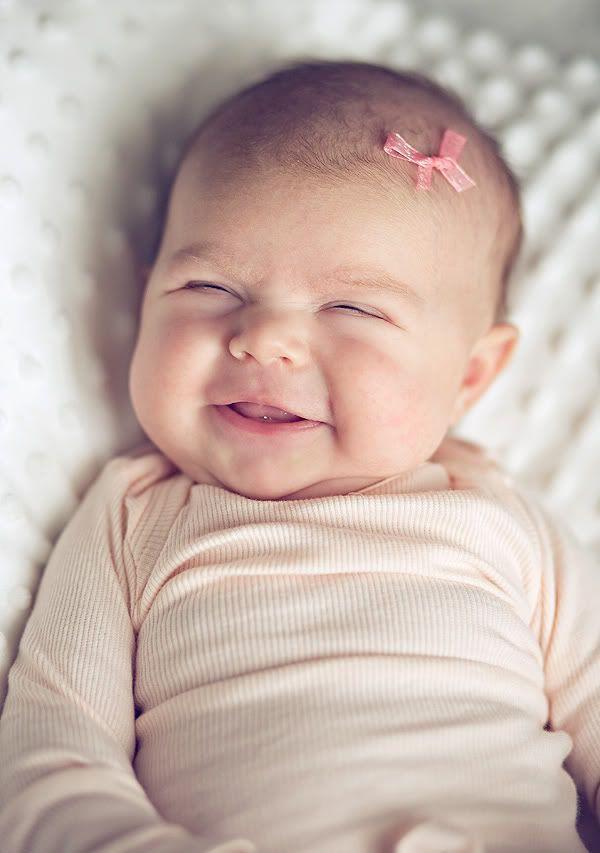 искренние детские улыбки