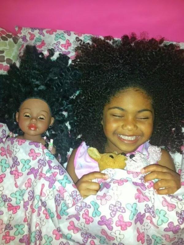 куклы похожи на детей