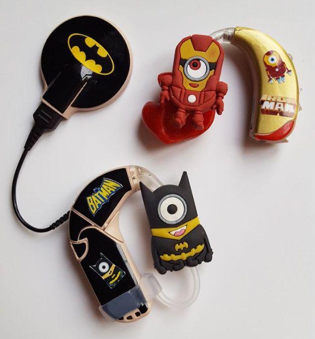 детские слуховые аппараты