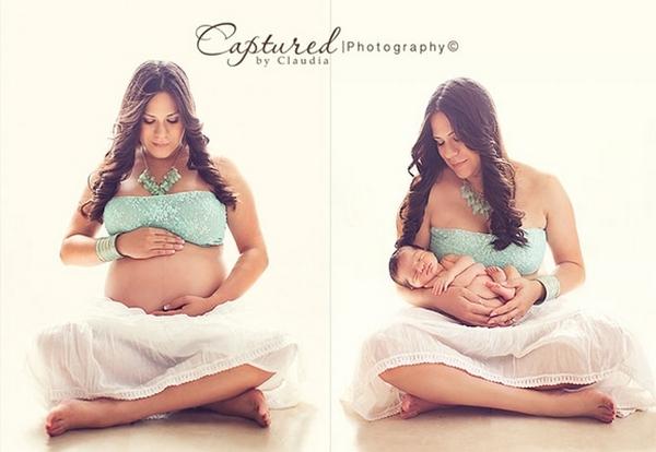после беременности