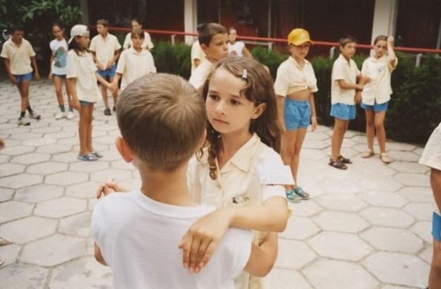 жизнь детей летом