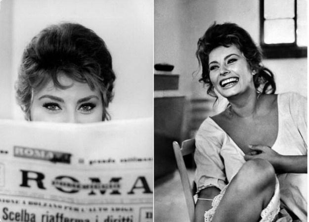 Съемки, 1961 год