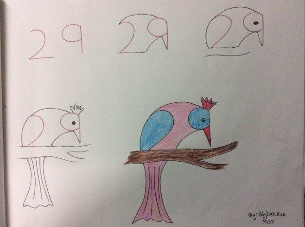 развивающее рисование
