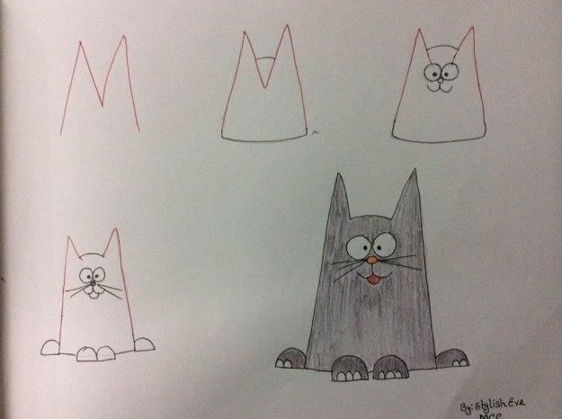 рисование для ребенка