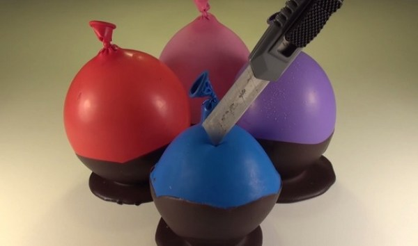 шоколадные пиалки