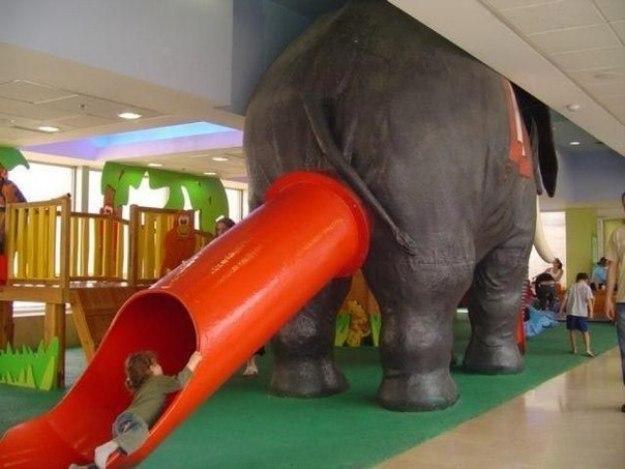 ужас детских площадок