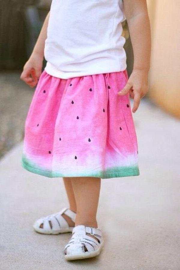 юбка для дочери