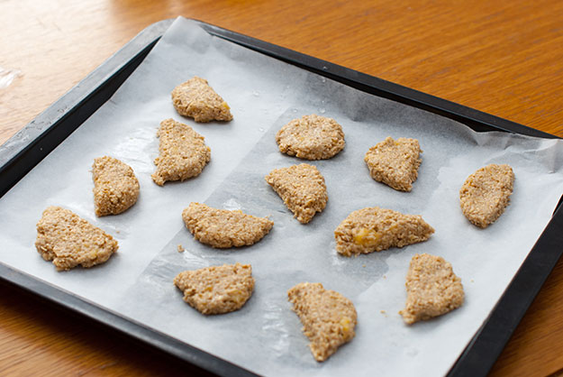 Трехкомпонентное домашнее печенье для малышей