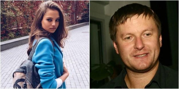Алеся Кафельникова - дочь Евгения Кафельникова