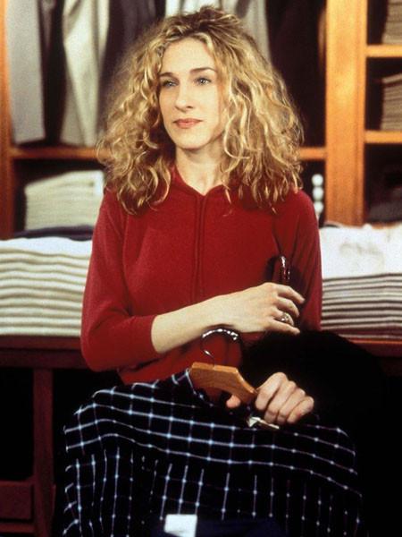 Сара Джессика Паркер - она же Кэрри Брэдшоу (1998 год, сезон 1)