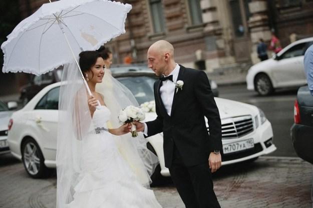 Сергей Гореликов и Мария Мельник