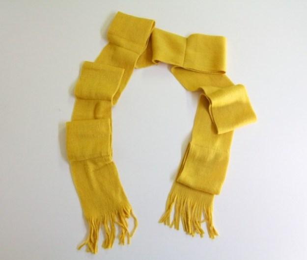шарфик своими руками
