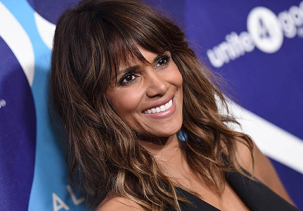 BEVERLY HILLS, CA - FEBRUARY 19: Actress Halle Berry arrives at the 2nd Annual Unite4:humanity Event at The Beverly Hilton Hotel on February 19, 2015 in Beverly Hills, California. (Photo by Axelle/Bauer-Griffin/FilmMagic)