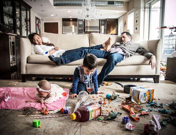 какая жизнь с ребенком