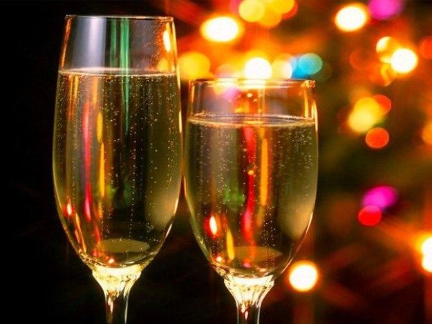 ненастоящее шампанское