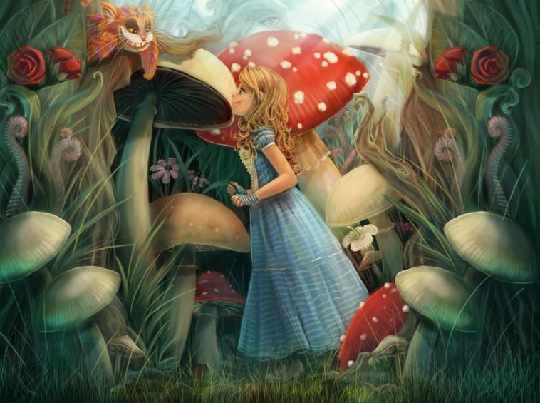 """25 цитат из """"Алисы в стране чудес"""", смысл которых открывается только взрослым"""