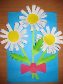 Красивая открытка для мамы или бабушки своими руками