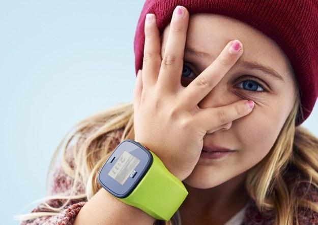 Часы со встроенным GPS, которые отправляют на смартфон мамы информацию о местонахождении ребенка