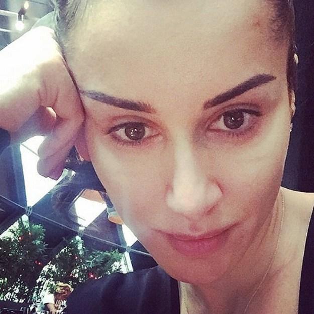 Тина Канделаки, 40 лет