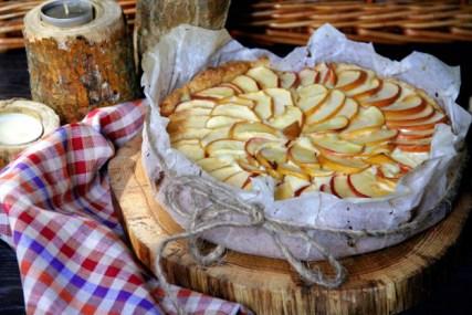 3 рецепта выпечки с творогом и яблоками