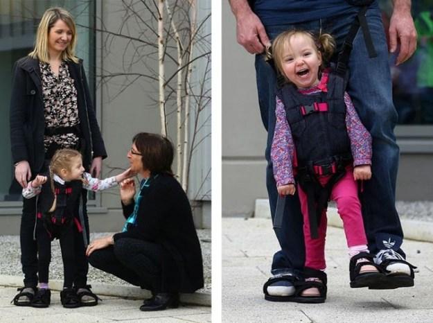 дети с церебральным параличем
