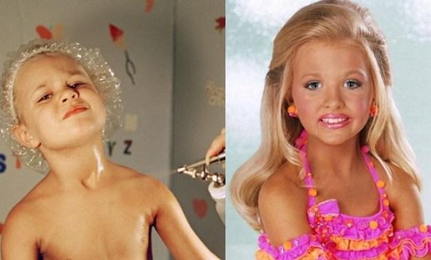детские конкурсы красоты