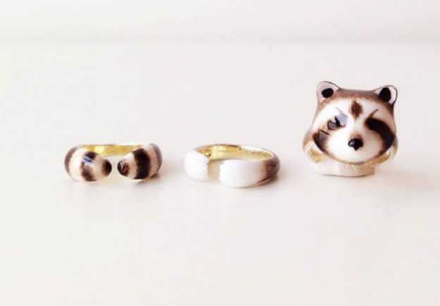 кольцо енот2
