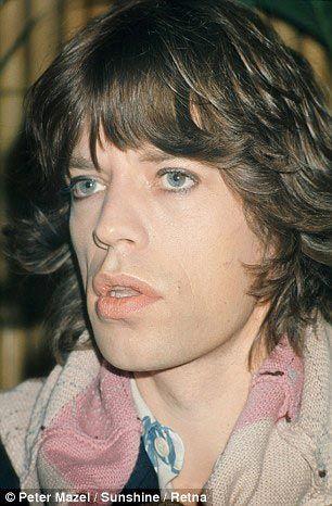 Модель Лиззи Джаггер - дочь неподражаемого фронтмена The Rolling Stones Мика Джаггер1