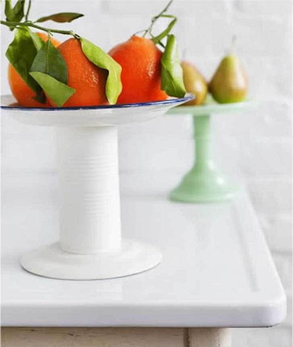 Составляющая вазы ля фруктов