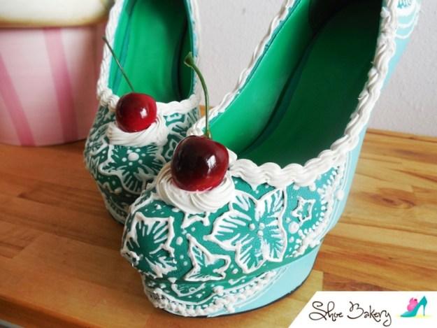 десертная обувь