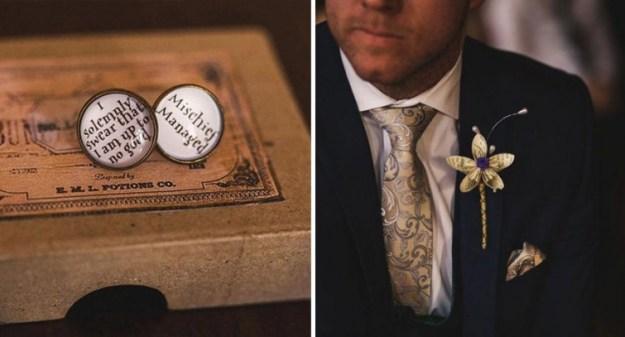 гарри поттер свадьба2