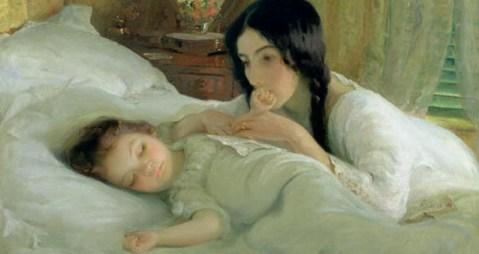"""""""Когда болеют дети…"""" Очень трогательное стихотворение"""