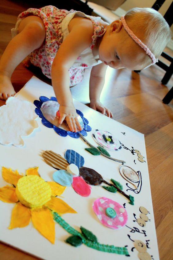 сенсорные доски для детей