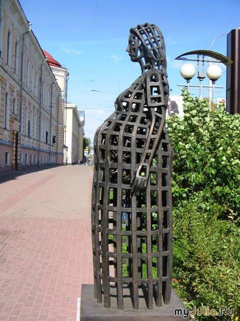 Беременная, Томск, Россия, автор Николай Гнедых