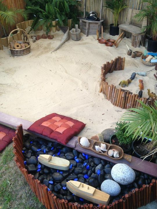 креативная песочница