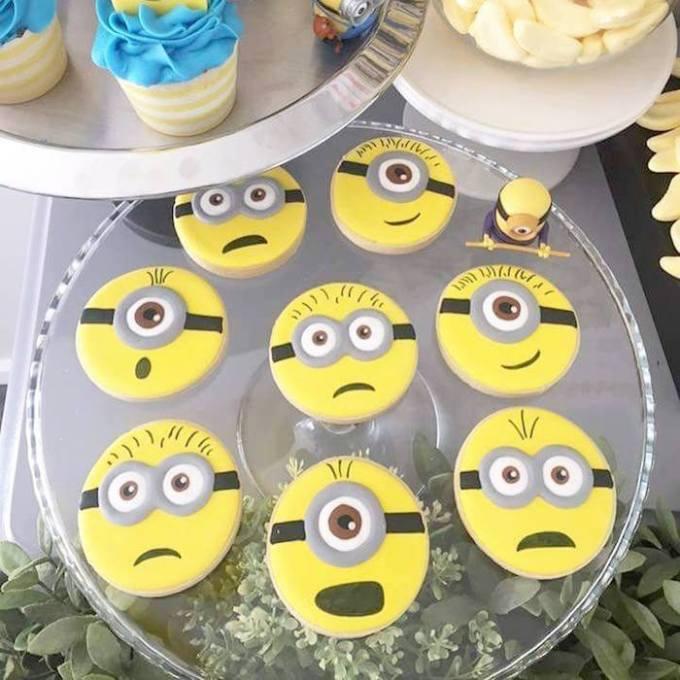 печенье для кенди бара