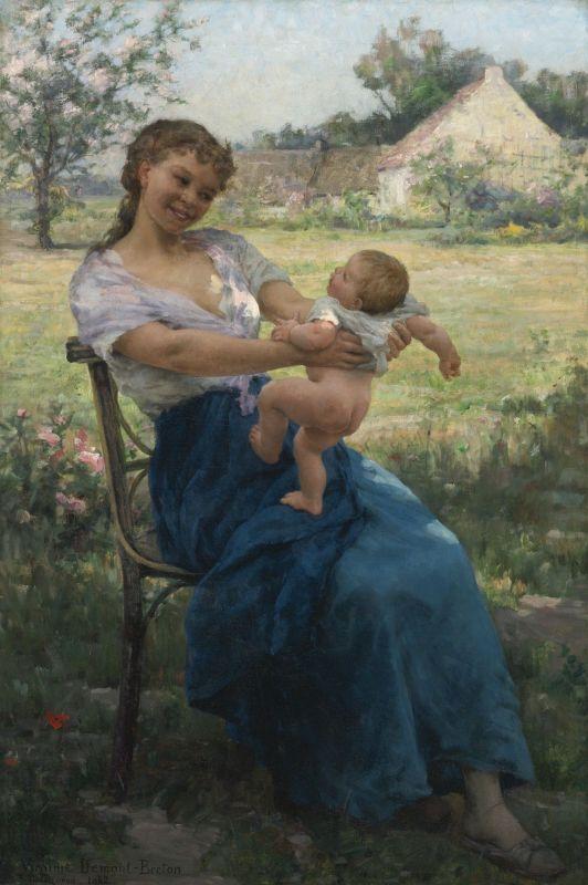 искусство для мама