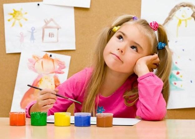 как способствовать творческому развитию ребенка