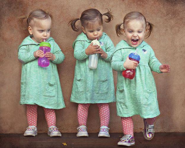 жизнь тройняшек3