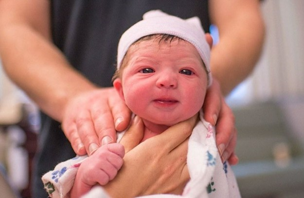 фотографии рождения ребенка