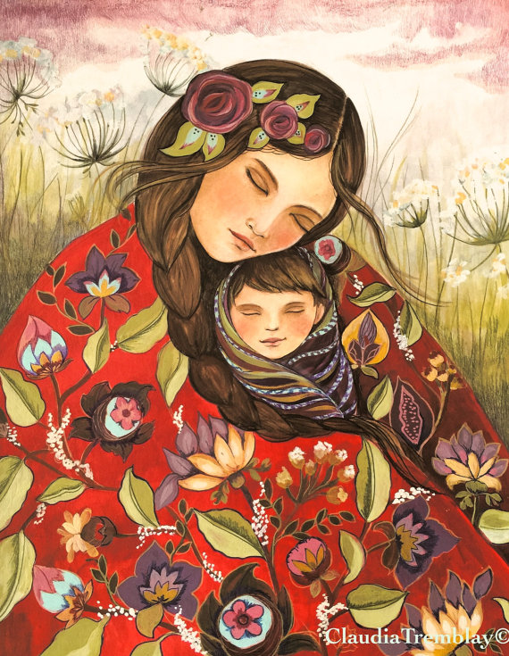 мать и дитя, клаудия трембле