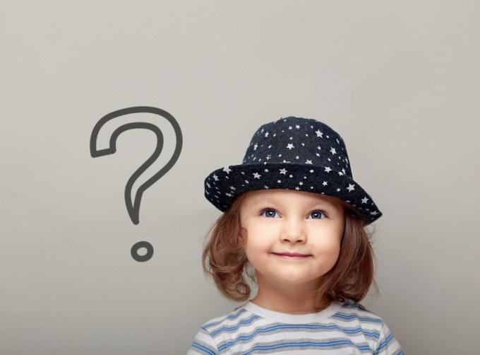 яркие вопросы ребенку