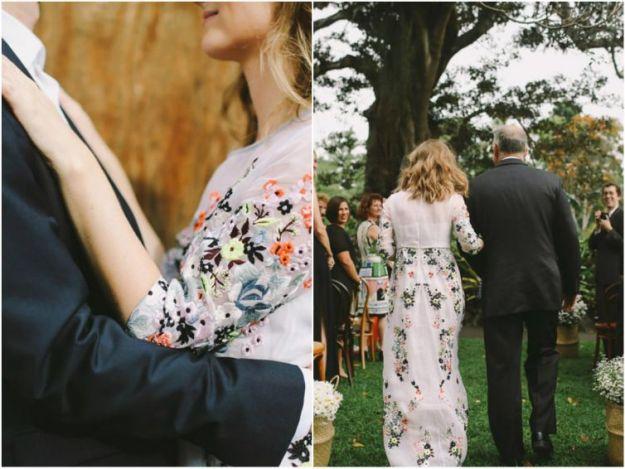 нетрадиционные свадеьные платья