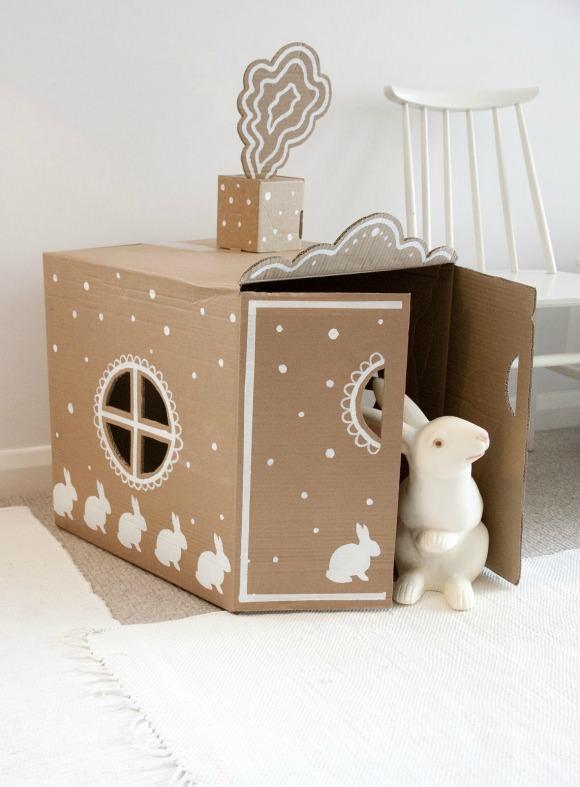 домик для кролика