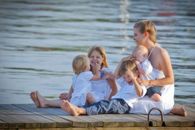 5 правил от многодетной мамы