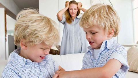 Ребенок дерется? Примените один секретный метод