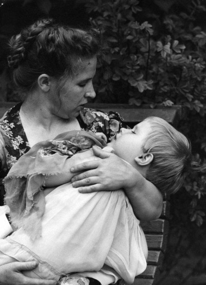 Про, трогательные картинки о маме