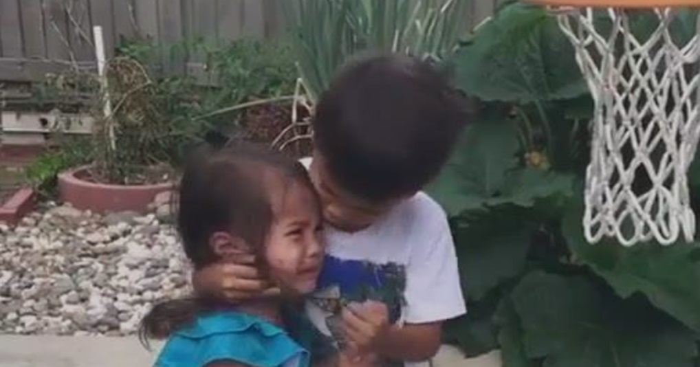Маленькое показательное видео о том, какими мы должны воспитывать будущих мужчин